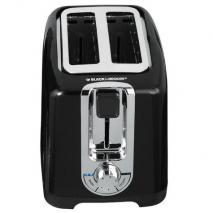 Black & Decker TR1256B 2-Slice Toaster 220 Volts