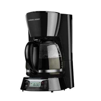 Black & Decker BCM1411B 12 Cup Coffee Maker 220 Volt