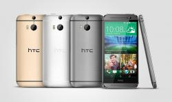 HTC One M8 4G LTE 32GB Unlocked Phone Gunmetal Gray (SIM Free)
