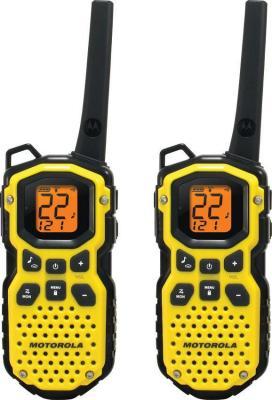 Motorola MMT350R 35-Mile Talkabout Waterproof 2-Way Radio