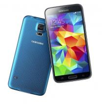 Samsung Galaxy S5 G900F 4G 16GB Unlocked Phone (SIM Free) BLUE