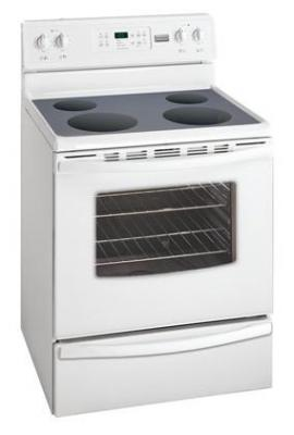 Frigidaire MFF366KS Smooth-top Self-Clean Electric Range 220 Volt