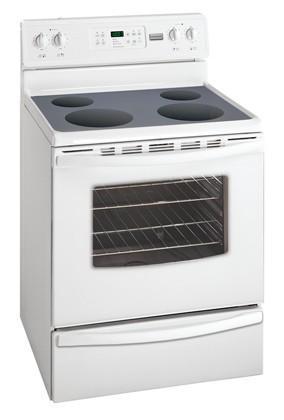 frigidaire mff366ks smooth top self clean electric range 220 volt 220v appliances 11. Black Bedroom Furniture Sets. Home Design Ideas