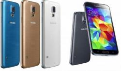 Samsung Galaxy S5 G900I 4G 16GB Unlocked Phone (SIM Free) BLACK
