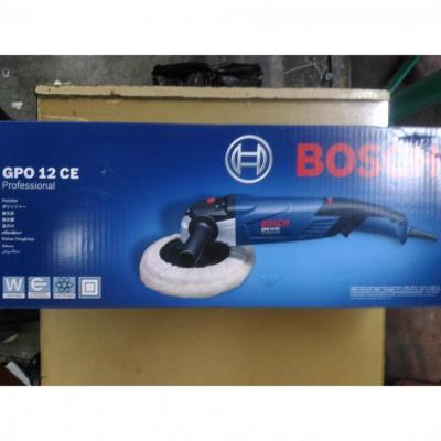Bosch GPO12CE Metal car Polisher 7inch 1250w 220 volts