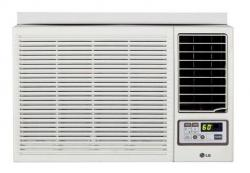 LG LW2413HR 18,000 BTU Window Air Conditioner with Heating Option and Remote FACTORY REFURBISHED (ONLY FOR USA)