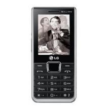 LG A390 Dual SIM Unlock Mobile Phone - Black