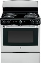 GE JB450RFSS 30 inch Free-Standing Electric Range 220 volts