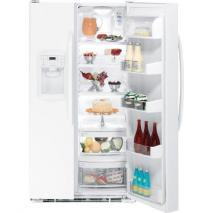 GE GCU23LGYFWW SIDE BY SIDE REFRIGERATOR 60cm 220 volts