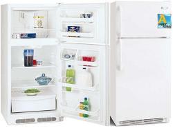 Frigidaire MRTG15V4PW Top Mount Refrigerator 220-240 Volt/ 50-60 Hz