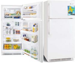 Frigidaire MRTG18V5PW Top Mount Refrigerator 220-240 Volt/ 50-60 Hz