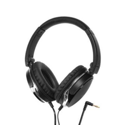 JVC HA-S660-B Headphone - Stereo - Black