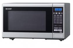 Sharp R269S 800W 22L Mid Size Touch Control Solo Microwave 220 volts