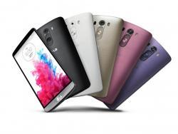 LG F400S G3  4G 32GB LTE Unlocked Phone (SIM Free) WHITE COLOR