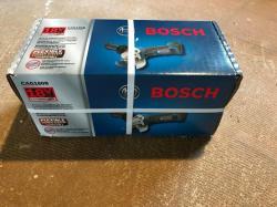 Bosch CAG18001220 220V 18V Lithium-Ion Angle Grinder Kit