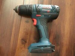 Bosch DDS18103220 18V 1/2 Inch Drill Driver 1.5 and 3.0Ah Batts 220V
