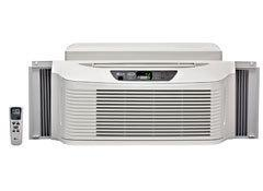 lg lw5012 btu window air conditioner with manual control factory refurbished for usa