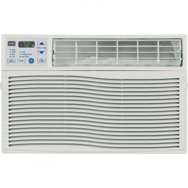 General electric aeh06ls 6 050 btu window air conditioner for 110 window unit air conditioner