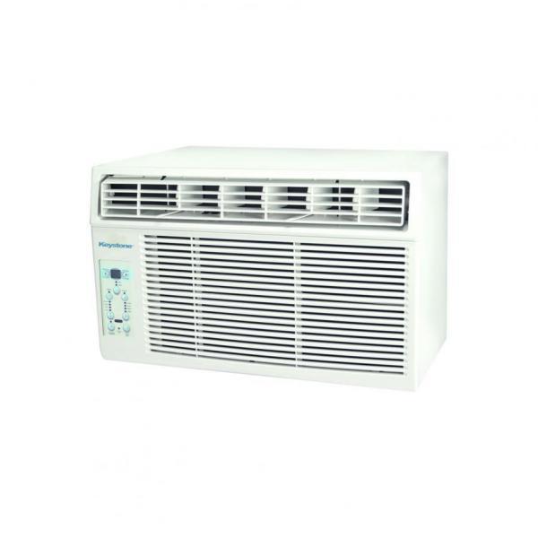 Keystone kstaw10a 10 000 btu window mounted air for 110 volt window air conditioner