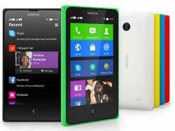 Nokia X A110 Andriod Dual Sim Unlocked Smartphone