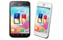 LG E445 L4 DUAL SIM BLACK GSM PHONE BLACK WHITE