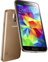 SAMSUNG GALAXY S5 G900F 4G 16GB UNLOCKED PHONE (SIM FREE) GOLD