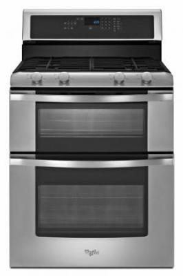 Whirlpool 3WGG555S0BS Hertz Gas Oven 220-240 Volt 50