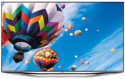 Samsung UA-46H7000 46 inch Multi System 3D LED SMART TV with 110-240 Volt 50/60 Hz