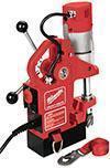 Milwaukee DE38E Magnetic Drill Press Stand Compact Engine 220-240 Volt 50-60 Hz