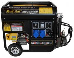 Multistar MSG6500E Gasoline Generator for 220-240 Volt/ 50 Hz