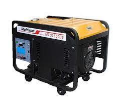Multistar MSG8000ERC Gasoline Generator 220-240V