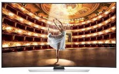 Samsung UA-65HU8500 65 inch Smart 4k Ultra HD 3D Multisystem LED TV for 110-220 volts