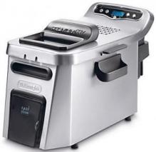 DeLonghi DEF34519CZ Deep Fryer Stainless Steel Premium Fry Deep Fryer 220-240 Volt/ 50-60 Hz