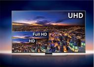 Samsung UA-55HU7000 55 inch Smart Multisystem  4K LED SMART LED TV for 110-220 volts