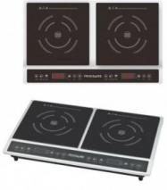 Frigidaire Hot Plates by Electrolux FD8111 Smoothtop Induction Portable Electric Cooker 220-240 Volt/ 50-60 Hz