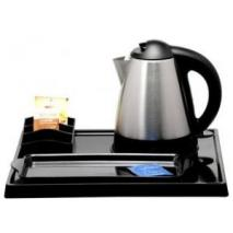 Frigidaire Kettle by Electrolux FD2201 Stainless Steel Cordless Electric Kettle with Trays 220-240 Volt/ 50/60 Hz