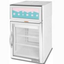 Beverage-Air BACR5 Refrigerator 1 ph Commercial Countertop Merchandise Refrigerator 220-240 Volt/ 50Hz
