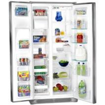 White-Westing House WSPE28V9GS  by Electrolux  Refrigerator SIDE-BY-SIDE REFRIGERATOR 220-240 Volt/ 50/60 Hz,
