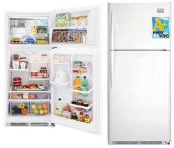 Frigidaire by Electrolux MRTS20V9PP Refrigerator North American Top Mount Refrigerator NEW!!! 220-240 Volts/ 50-60 Hz