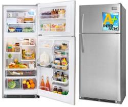 Frigidaire by Electrolux MRTS23V9PF Refrigerator North 23 cu ft. Total Capacity NEW!!! 220-240 Volts/ 50-60 Hz