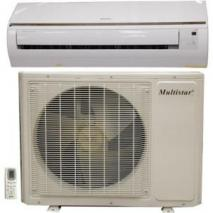 Multistar MS12SPHCR-60 Split Air Conditioners 1 PH, Split Air Conditioner 220-240 Volt/ 60 Hz