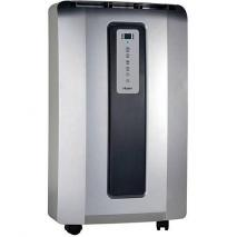 Haier HPF12XHM-LP 12,000-BTU Cool 10,000-BTU Heater Portable Air Conditioner with Supplemental 110 volts FACTORY REFURBISHED (FOR USA)
