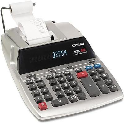 Canon CA-MP11DX Desktop Printing Calculator 220-240 Volt/50 Hz,
