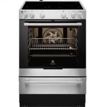 AEG-Electrolux EKC6051BOX Stove with an oven and hob 220-240 Volt/ 50 Hz