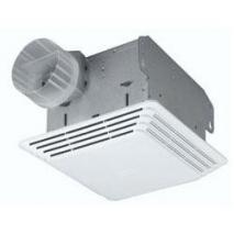 BROAN BR676EX Exhaust Fan Ceiling Mount Exhaust Fan 220-240 Volt/ 50/60 Hz,