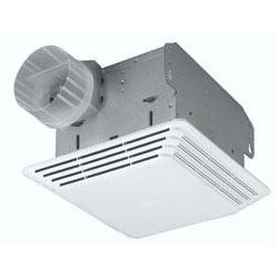 BROAN 676EX Exhaust Fan Ceiling Mount Exhaust Fan 220-240 Volt/ 50/60 Hz,