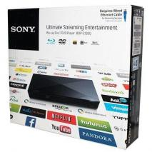 Sony BDP-S1200-ABC Region Free Blu Ray Player 110-220 volts