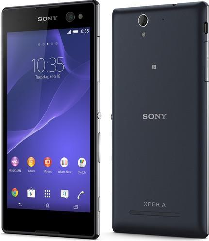 Sony xperia e gsm mobile phone : Snappy nails broomfield