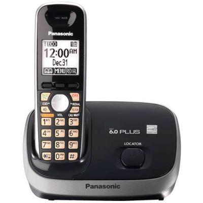Panasonic KX-TG6511 Dual Voltage Cordless Phone 110-220 volts