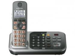 Panasonic KX-TG7741S one handset cordless phone 220-240 volts 50/60 hz